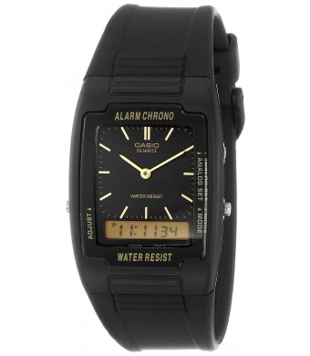 Casio Men's AQ47-1E Classic Ana-Digi Watch