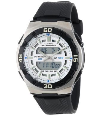Casio Men's AQ164W-7AV Ana-Digi Sport Watch