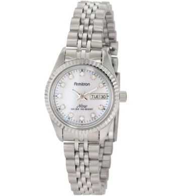 Armitron Women's Swarovski Crystal Watch