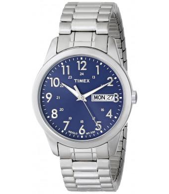 """Timex Men's T2M933 """"Elevated Classics""""  Dress Watch"""