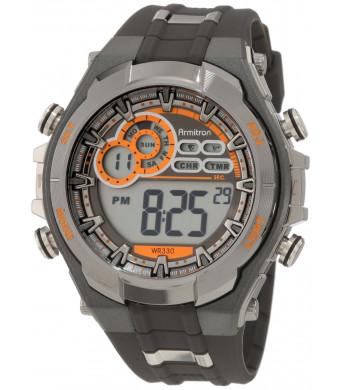 Armitron Sport Men's 40/8188MIL Digital Display Quartz Watch