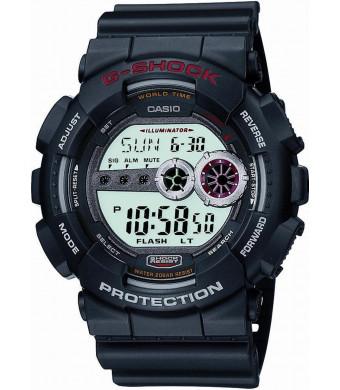 Casio G-Shock Digital Black Mens Watch GD100-1A