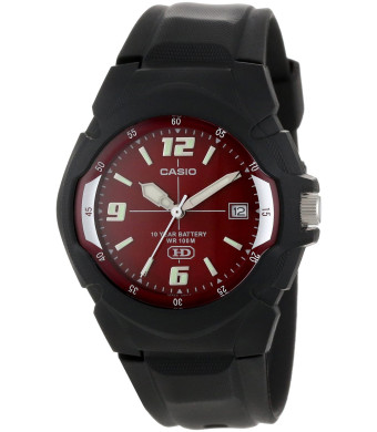 CASIO Men's MW600F-4AV Sport Watch