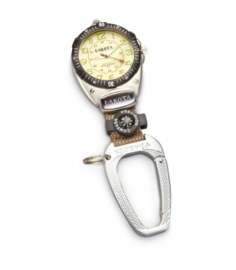 Dakota Watch Company Big Face Clip Watch