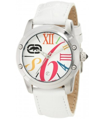 Rhino by Marc Ecko Women's E8M013MV Fashionable Color-Infused Watch