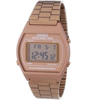 Casio B640WC-5AEF Ladies Retro Digital Watch