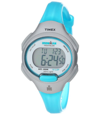 Timex Women's T5K7399J Ironman Traditional Gray Resin Watch
