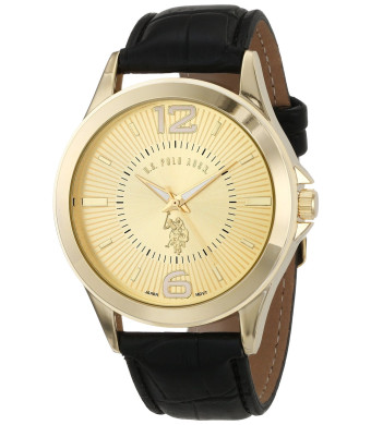U.S. Polo Assn. Classic Men's USC50144 Analog-Quartz Black Watch