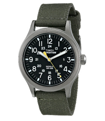 "Timex Men's ""Expedition Scout""  Watch"