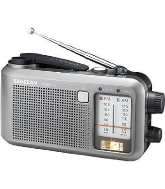 Sangean MMR-77 Emergency AM / FM Portable Radio