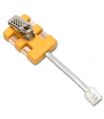 Fluke Networks 10113000 4-Wire Modular Adapter