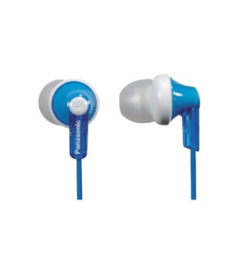Panasonic RPHJE120A In-Ear Headphone, Blue