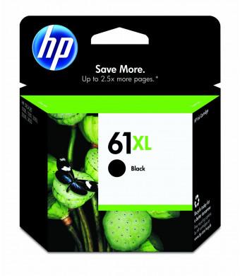 HP 61XL CH563WN#140 Ink Cartridge in Retail Packaging- Black