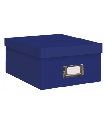 """PHOTO STORAGE BOXES, HOLDS OVER 1,100 PHOTOS UP TO 4"""" X6"""""""