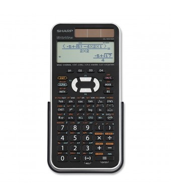 Sharp Engineering/Scientific Calculator (EL-W516XBSL)