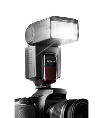 Neewer TT560 Flash Speedlite for Canon Nikon Sony Panasonic Olympus Fujifilm Pentax Sigma Minolta Leica and Other SLR Digital SLR Film SLR Cameras an
