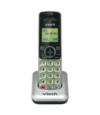 VTech CS6409 DECT 6.0 Cordless Accessory Handset for CS6419 and CS6429 (Accessory handset only - requires a CS6419, CS6428 or CS6429 series phone to
