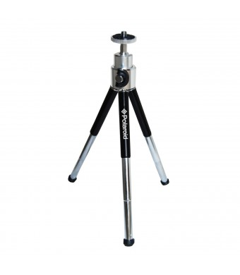 "Polaroid 8""  Heavy Duty Mini Tripod With Pan Head With Tilt For Digital Cameras and Camcorders"