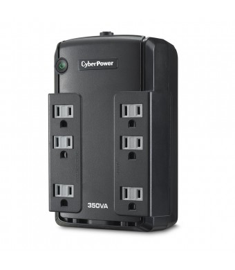 CyberPower CP350SLG Standby UPS 350VA 255W Compact