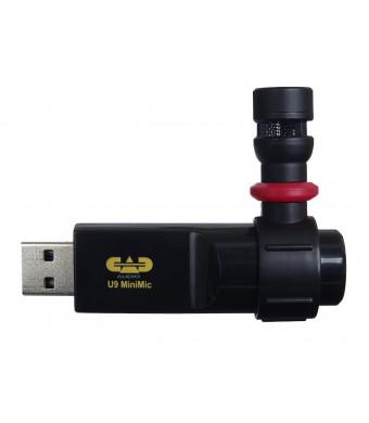 CAD Audio U9 Condenser Microphone, Omni