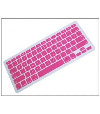 "BONAMART  Silicone Keyboard Cover for MacBook apple mac 13"" -15"""