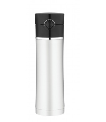 Thermos 16-Ounce Drink Bottle, Black