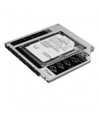 Hard Drive Caddy Tray for Apple Unibody MacBook / MacBook Pro 13 15 17 SuperDrive (Replacement Only)