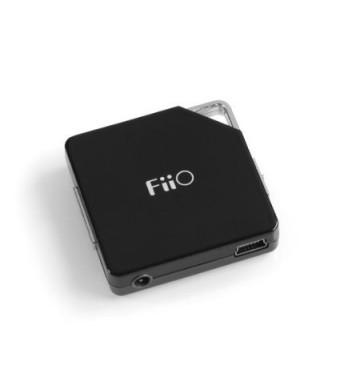 FiiO E6 Portable Headphone Amplifier - Black