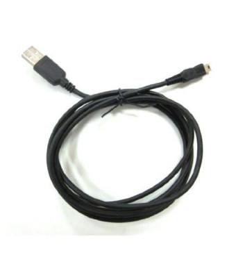 Guerrilla USB cable for TI 84 Plus, TI 84 Plus C Silver Edition, TI 89 Titanium, TI Nspire CX and CX CAS graphing calculators