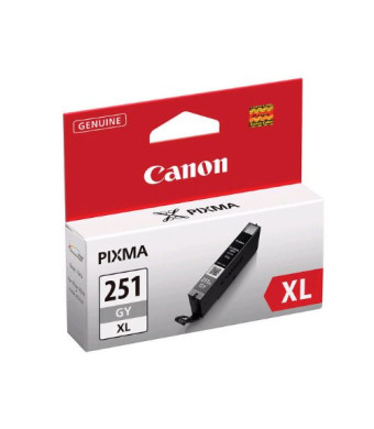 Canon Ink CLI-251 GY XL Individual Ink Tank