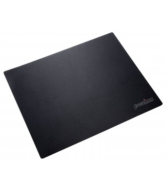 "Perixx DX-1000XL, Gaming Mouse Pad - 15.75"" x12.60"" x0.12""  Dimension - Non-slip Rubber base - Special Treated Textured Weave"