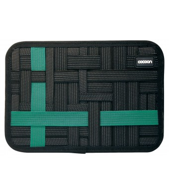 Cocoon Innovations GRID-IT! 8-Inch Accessory Organizer with Tablet Pocket (CPG41BKT)