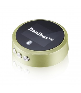 Bluetooth Receiver, Danibos NFC-enabled Bluetooth Audio Receiver with APTX Technology for Home Stereo (Champine)