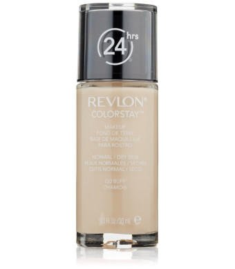 Revlon ColorStay Makeup with SoftFlex, Normal/Dry Skin, 150 Buff ,SPF 15 / FPS15 , 1 Ounce
