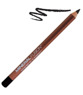 Mineral Fusion Natural Brands Eye Pencil, Coal, 0.04 Ounce