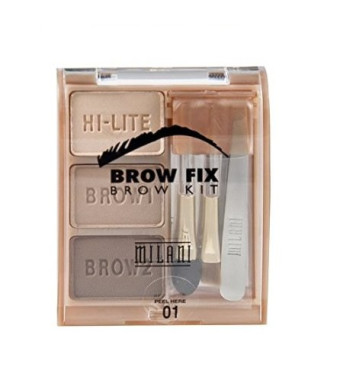 Milani Brow Fix Kit - Light
