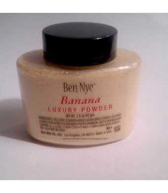 Ben Nye Luxury Powders - Banana 1.5oz