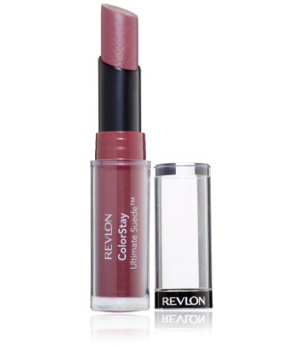 Revlon Colorstay Ultimate Suede Lipstick, Supermodel, 0.09 Ounce