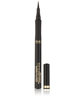 L'Oreal Paris The Super Slim Eyeliner by Infallible, Black, 0.034 oz.