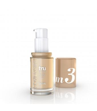 COVERGIRL Trublend Liquid Makeup Golden Beige M3 1 Fl Oz, 1.000-Fluid Ounce