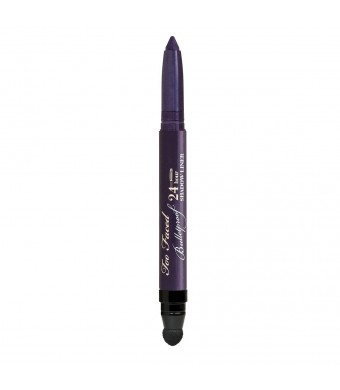 Too Faced Bulletproof 24 Hour Eyeliner-Purple Rain
