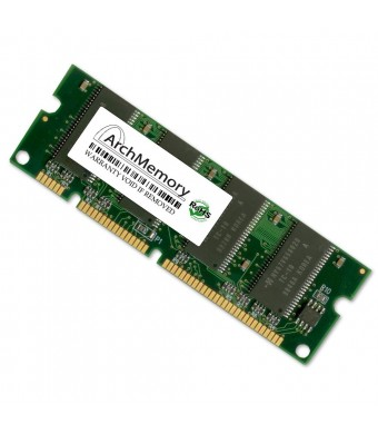 128MB Memory Upgrade 4 HP LaserJet 1320, 2300, 4100, 4200, 4300, 8150, 9000 C9121A by Arch Memory