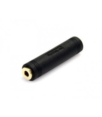 StarTech GCAUD3535FF 3.5 mm to 3.5 mm Audio Coupler - Female to Female