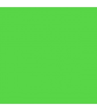 Prism Backdrops by Ravelli 6x10' (5.7x9' after pre-shrinkage) Chromakey Green Muslin Photo Video Backdrop Background 100% Cotton
