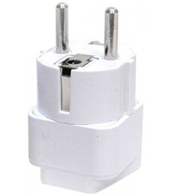 Generic Grounded-Euro Heavy-Duty Power Converter Adapter