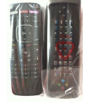 New VIZIO smart tv Qwerty keyboard remote for Almost all VIZIO Smart TV--- VIZIO e502ar xvt3d554sv E390i-A1 e390i-a1 E500i-A1 e500i-a1 M501-A2R m501-