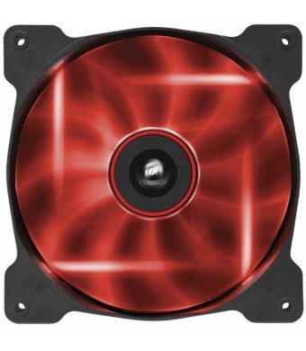 Corsair Air Series AF140 LED Quiet Edition High Airflow Fan - Red (CO-9050017-RLED)