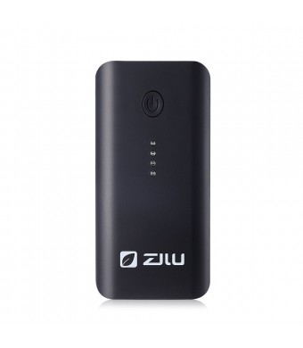ZILU Smart Power Basic 4400mAh Portable Charger External Battery Pack Backup Power Bank for iPhone 6 Plus 5S 5C 5 4S, iPad Mini, Samsung Galaxy S6 S5