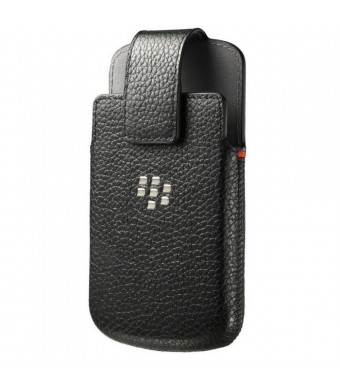 BlackBerry Carrying Case for Blackberry Classic - Retail Packaging - Black