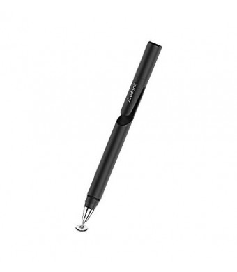 Adonit Jot Mini Fine Point Precision Stylus for iPad, iPhone, Android, Kindle, Samsung, and Windows Phones – Black